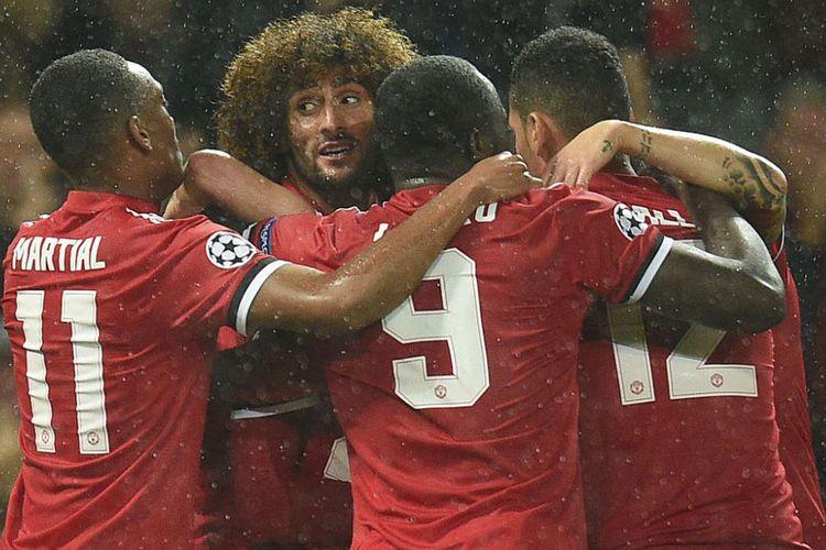 "Hasil Liga Champions Grup A, Pogba Jadi ""Tumbal"" Kemenangan Man United"