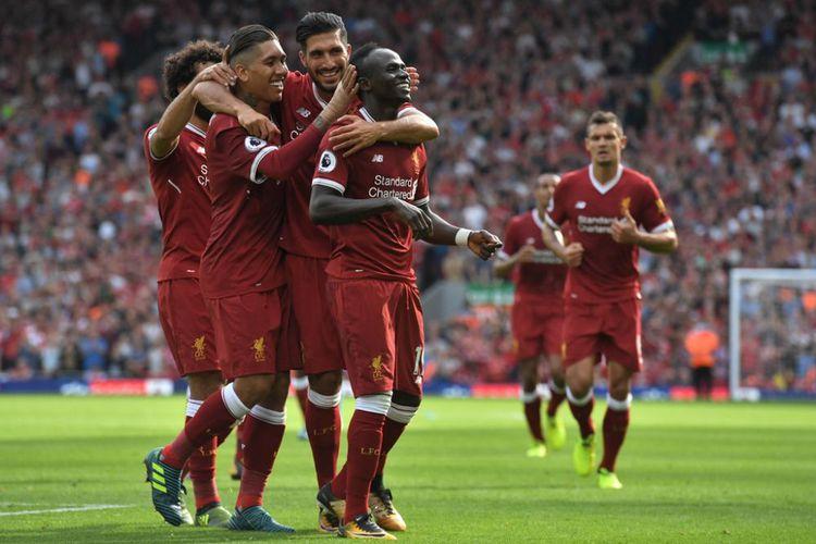 """Jadwal Siaran Langsung Akhir Pekan Ini, """"Bigmatch"""" Liverpool Vs Man United"""
