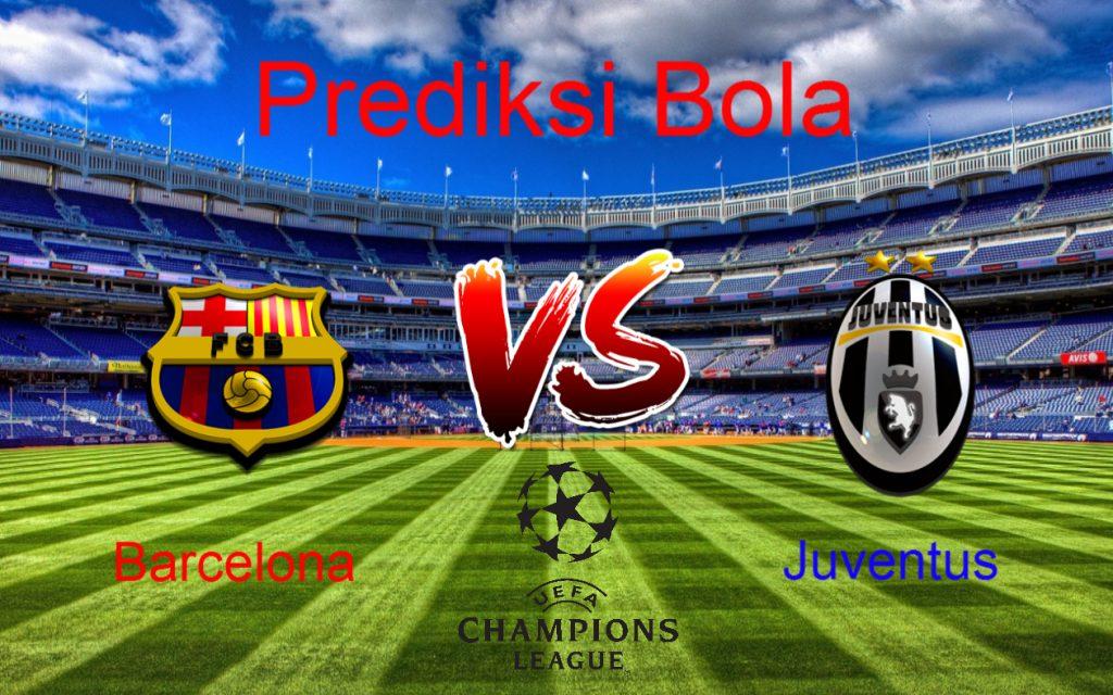 Prediksi Barcelona vs Juventus 20 April 2017