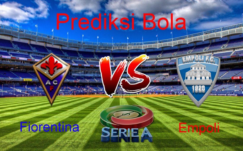 Prediksi Fiorentina vs Empoli 15 April 2017