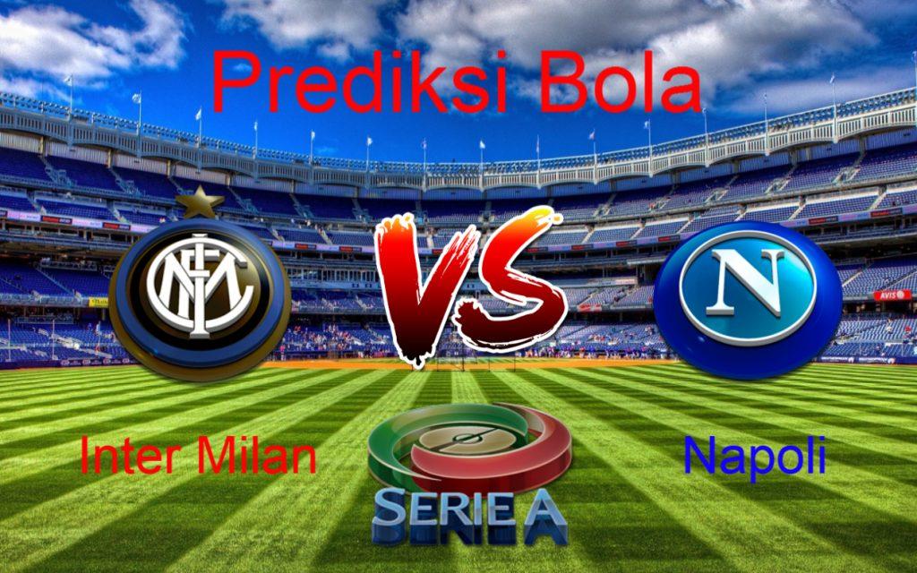 Prediksi Inter Milan vs Napoli 1 Mei 2017