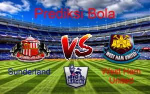 Prediksi Sunderland vs West Ham United 15 April 2017