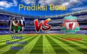 Prediksi West Bromwich Albion vs Liverpool 16 April 2017