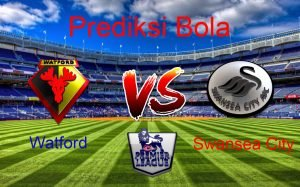 Prediksi Watford vs Swansea City 15 April 2017