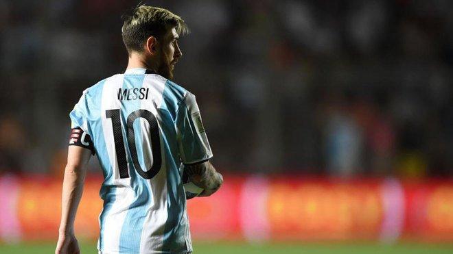 Argentina Bukan Apa-apa Tanpa Messi