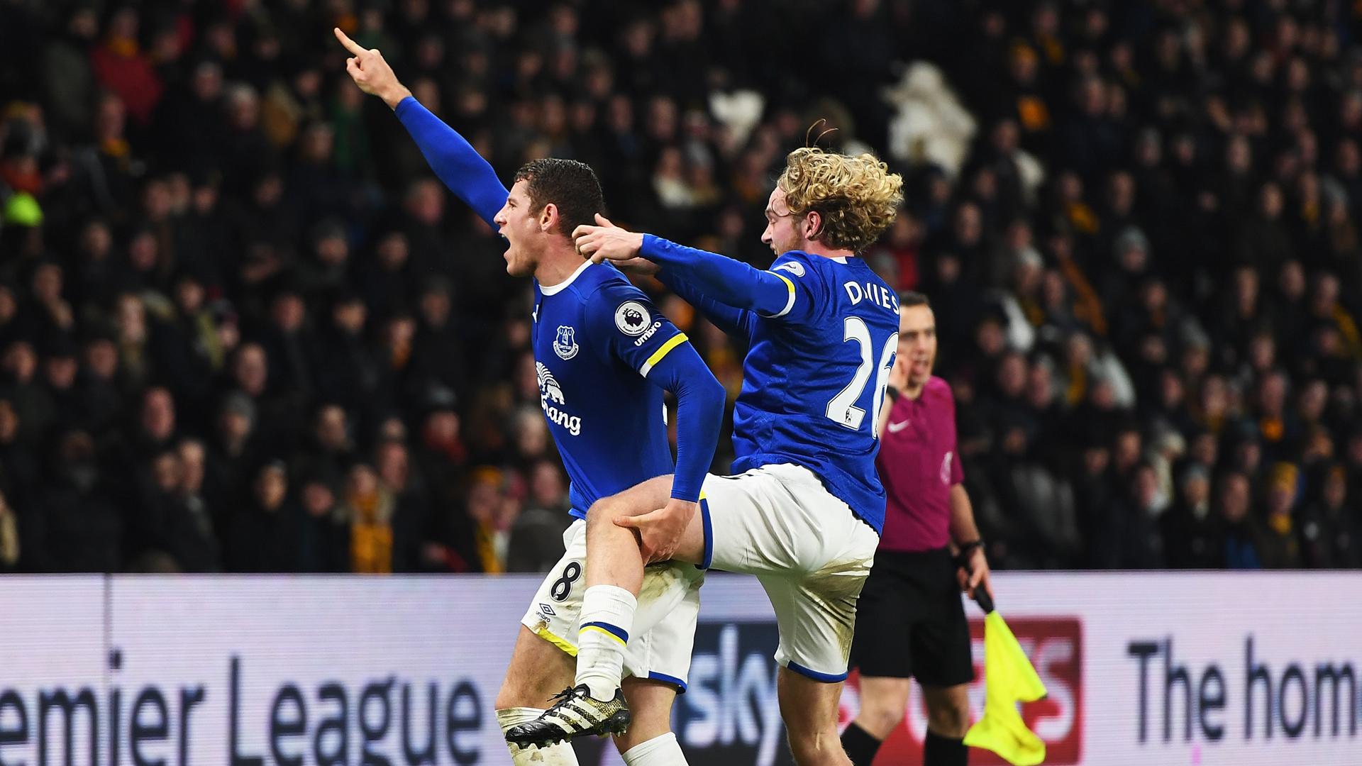 Prediksi Everton vs Burnley (15 April 2017)