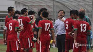 Timnas Indonesia U-22 Menantang Klub Elite Eropa di Bali