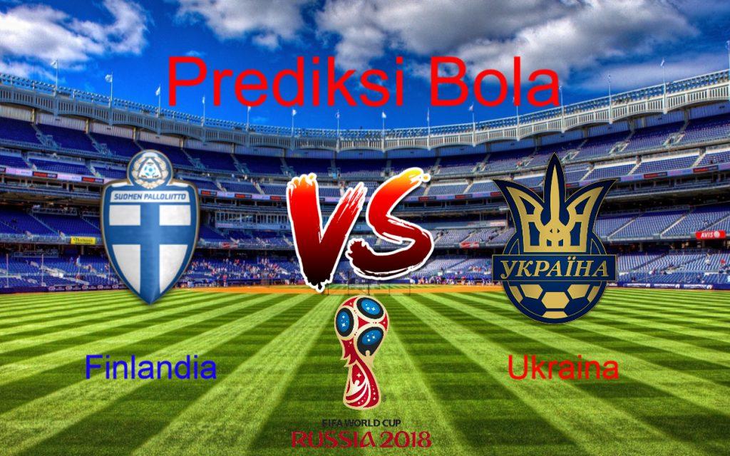 Prediksi Finlandia vs Ukraina 11 Juni 2017
