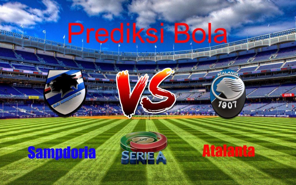 Prediksi Sampdoria vs Atalanta 15 Oktober 2017