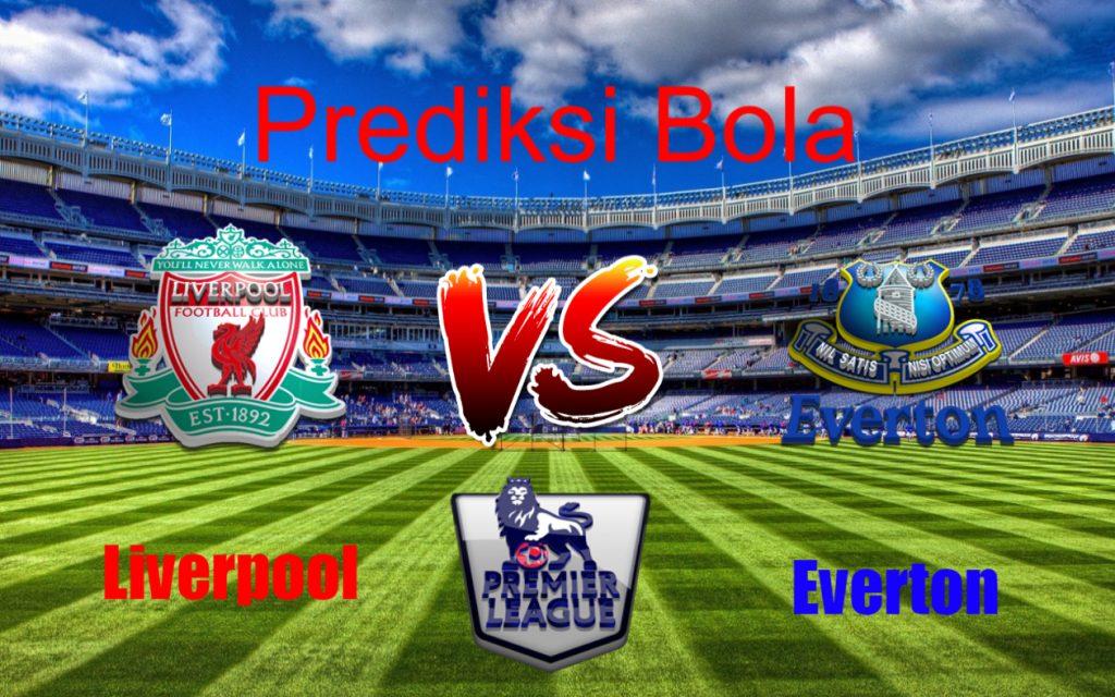 Prediksi Liverpool vs Everton 10 Desember 2017
